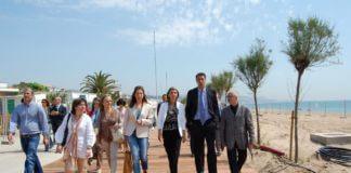 Passeig Marítim visita.JPG