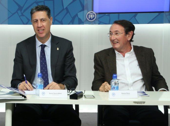 Albiol va compartir poders a la societat de Belize amb el regidor del PP Ramon Riera