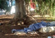 Els sense sostre, una problemàtica pels parcs de Montigalà