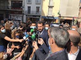 Moció registrada: el ple d'investidura de Guijarro serà el 8 de novembre