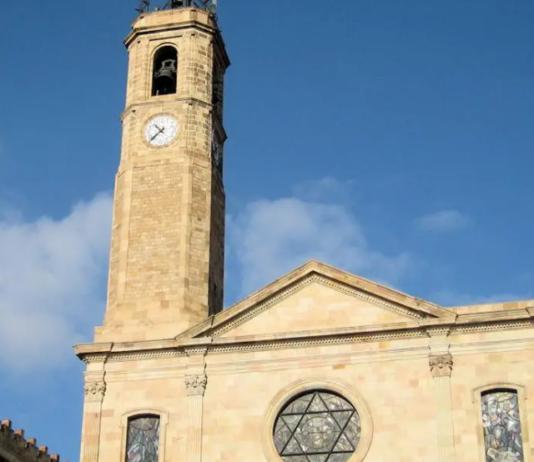 Els lladres es van endur l'equip emissor que permet retransmetre l'eucaristia dominical